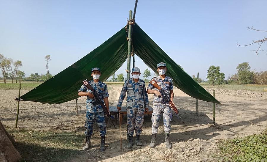 सीमा क्षेत्रमा सशस्त्र प्रहरीले चलाएको गोली लागेर एक जना भारतीय नागरिककाे मृत्यु