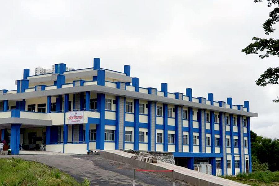कर्णाली प्रदेश अस्पतालमा कार्यरत पाँचजना स्वास्थ्यकर्मीमा कोरोना संक्रमण पुष्टि