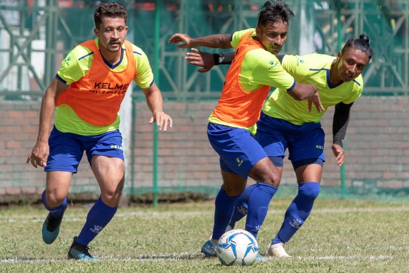 अन्तर्राष्ट्रिय मैत्रीपूर्ण खेलमा आज नेपालले बंगलादेशसँग प्रतिष्पर्धा गर्दै