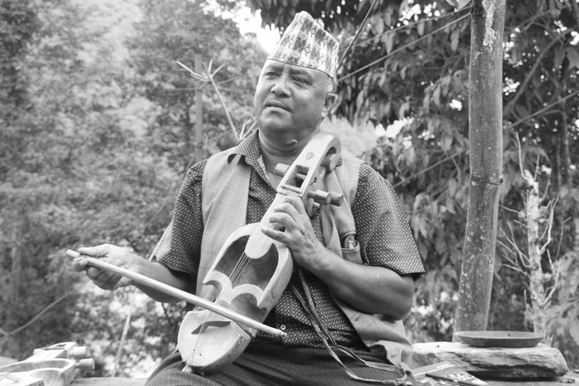 'याे दाजुकाे मिरमिरे आँखा' का सर्जक, गन्धर्व संस्कृतिका धराेहर गायककाे निधन