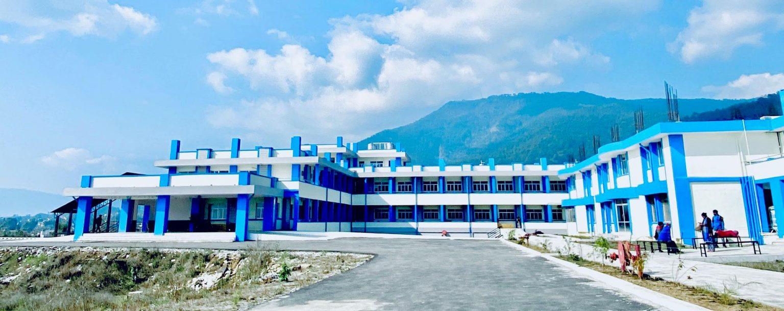 कर्णाली प्रदेश अस्पतालले भन्यो,'अक्सिजन छैन, बिरामी भर्ना गर्न सक्दैनौं'