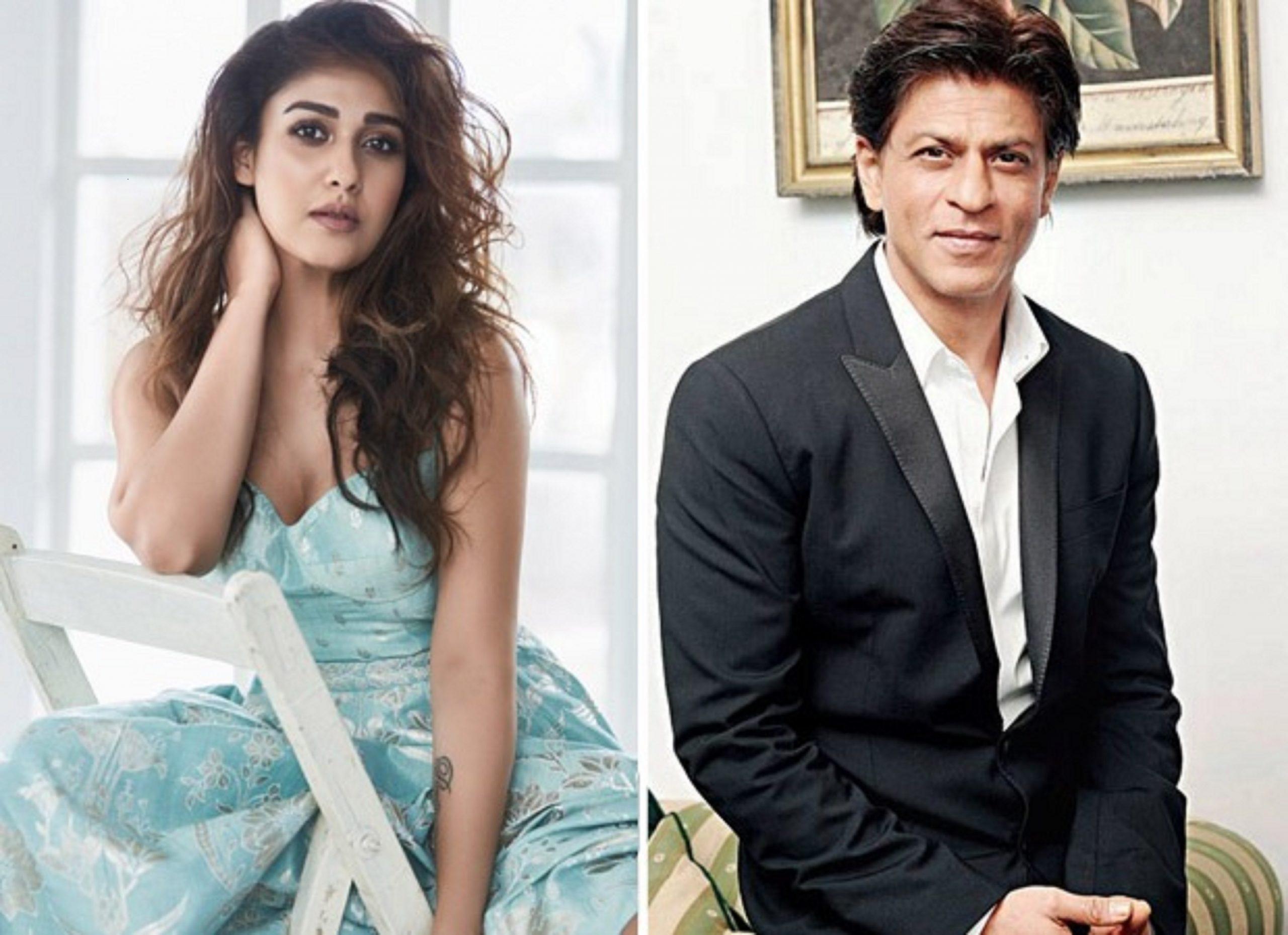 शाहरुख खानको नयाँ फिल्ममा साउथ अभिनेत्री नयन तारा