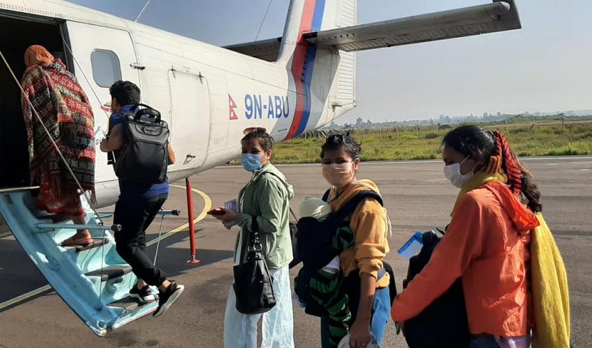 सुदूरपश्चिममा यात्रु पाएनौं, पहाडी जिल्लामा नियमित उडान हुँदैन: नेपाल एयरलाइन्स