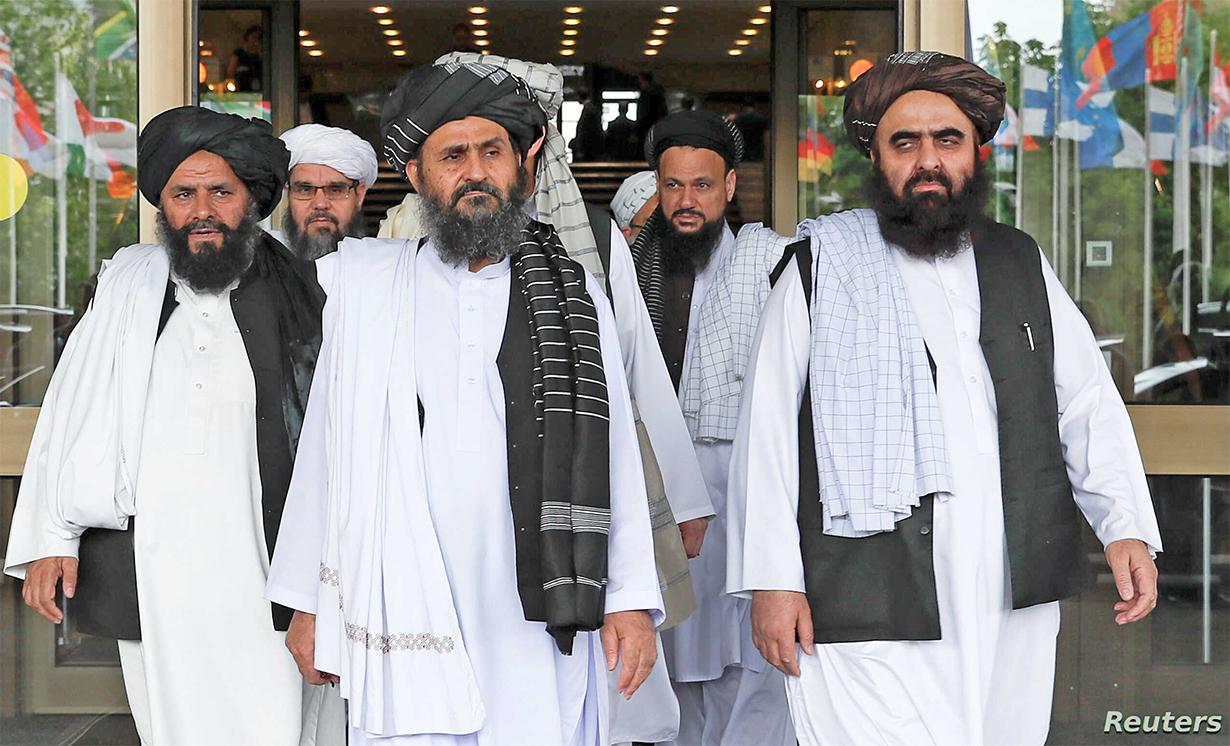 तालिबानप्रति सकारात्मक बन्दै भारत