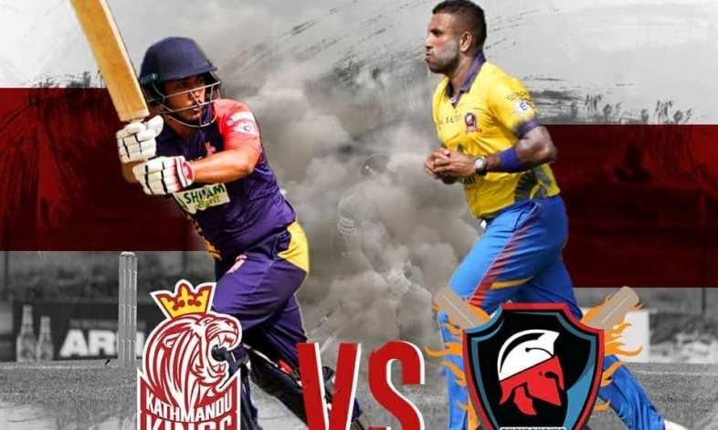 ईपीएल क्रिकेट : भैरहवासँगकाे खेल रद्द भएपछि काठमाण्डाै प्लेअफमा